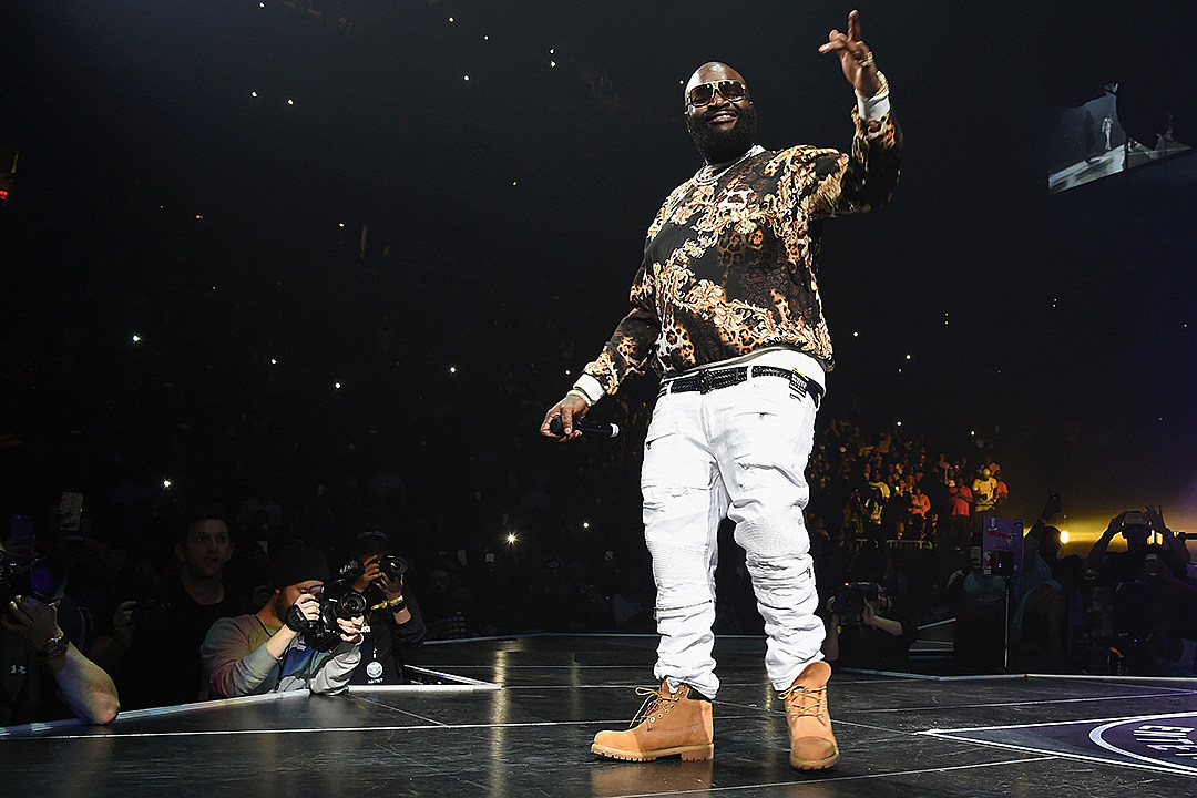 Rick Ross on Puff Daddy And The Family Bad Boy Reunion Tour
