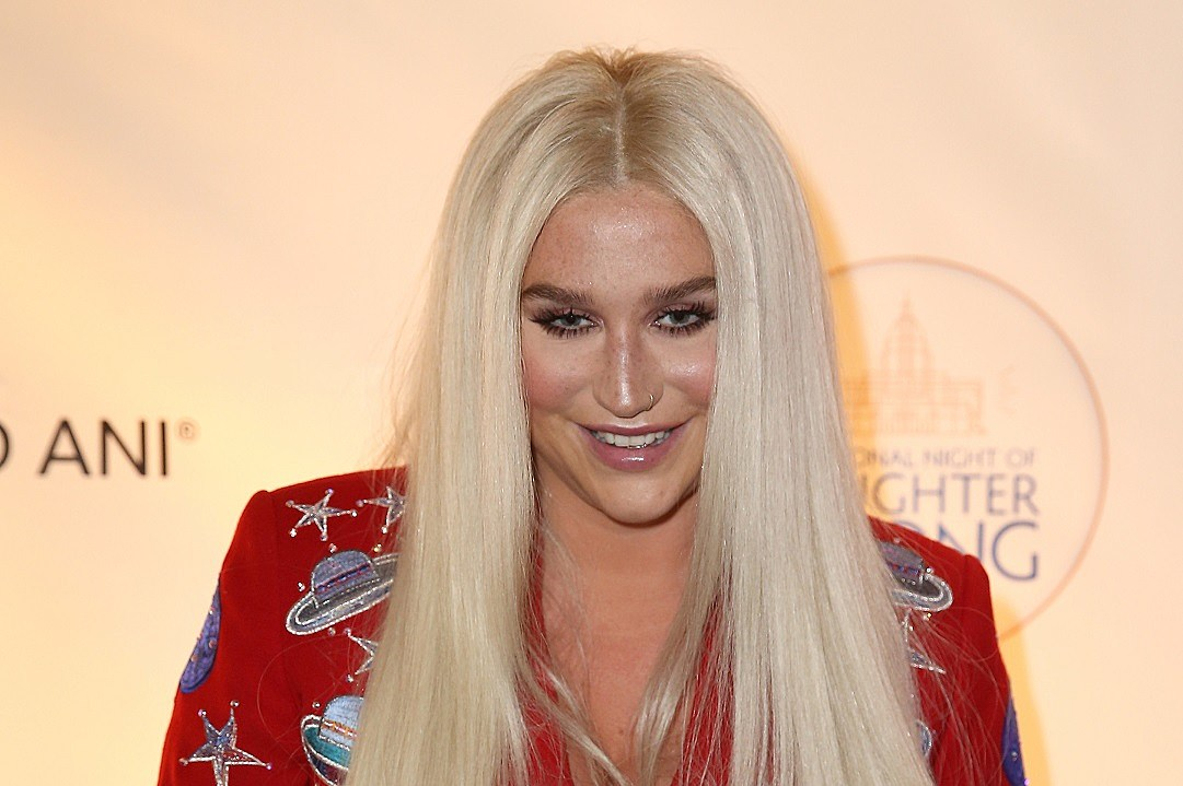 Kesha announces new song