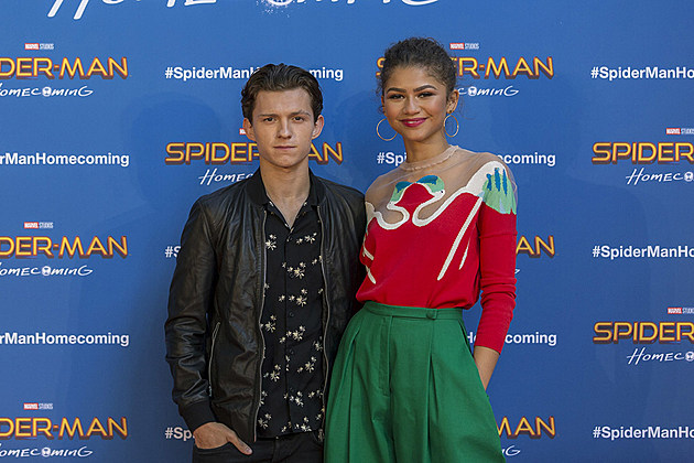 "Barcelona Photo Call - ""SPIDER-MAN: HOMECOMING"""