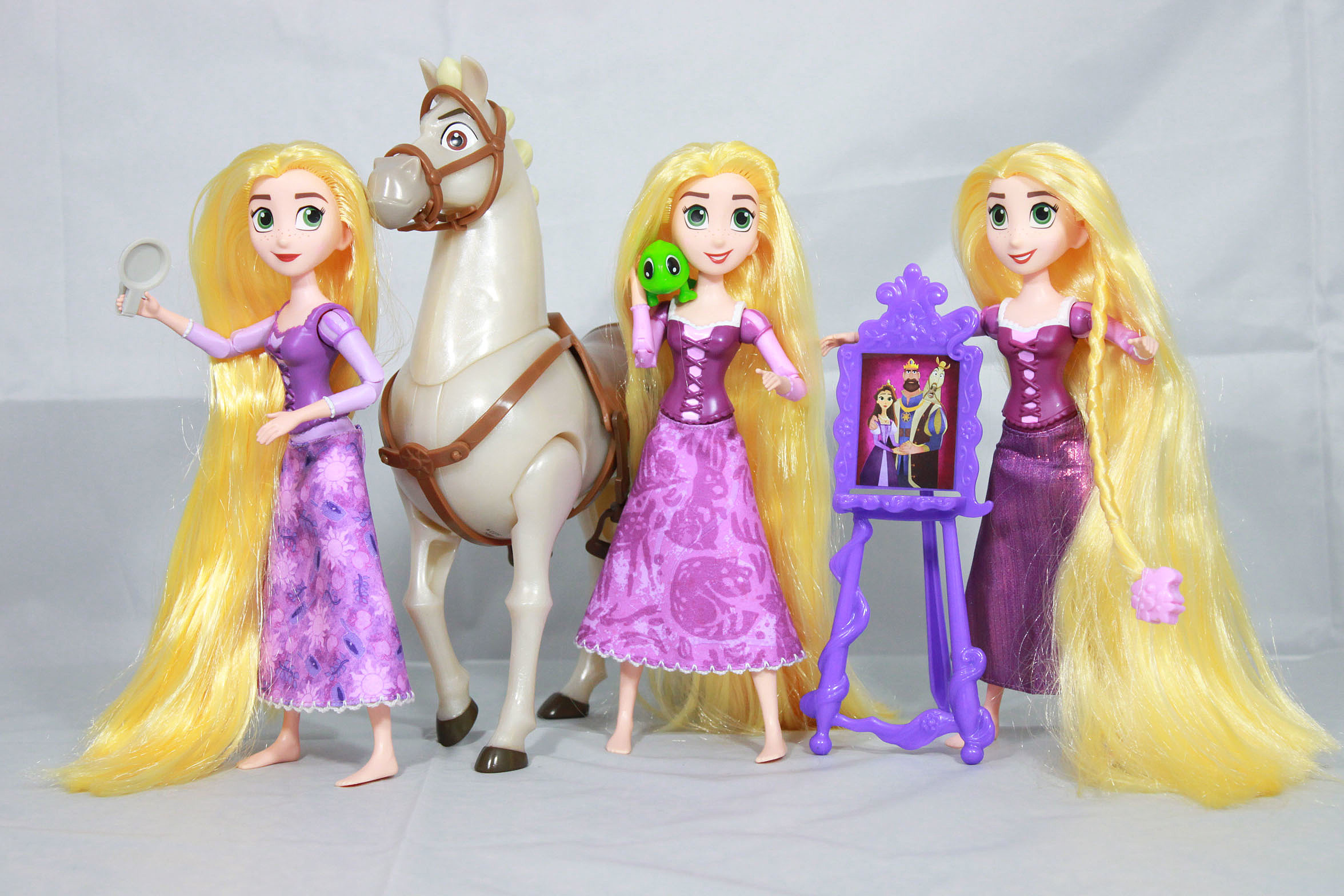Disney\'s \'Tangled the Series\' Toy Line Review