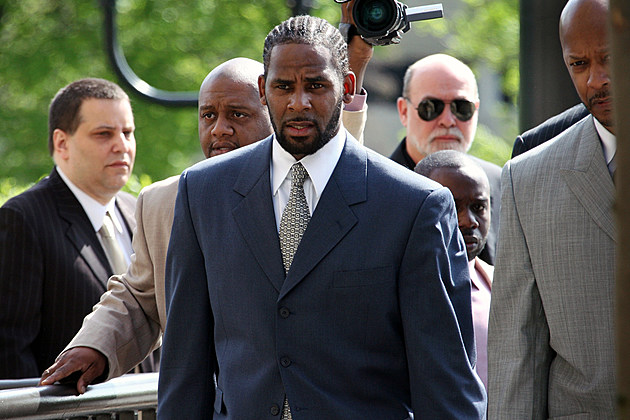 R Kelly trial