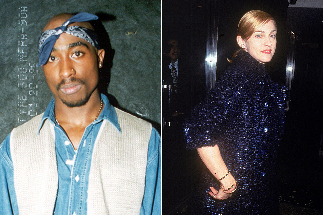 Tupac Prison Letter Reveals Why He Ended Relationship With Madonna
