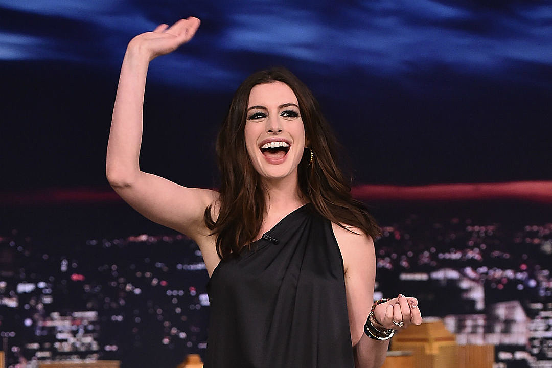 Is Anne Hathaway the new 'Barbie'?