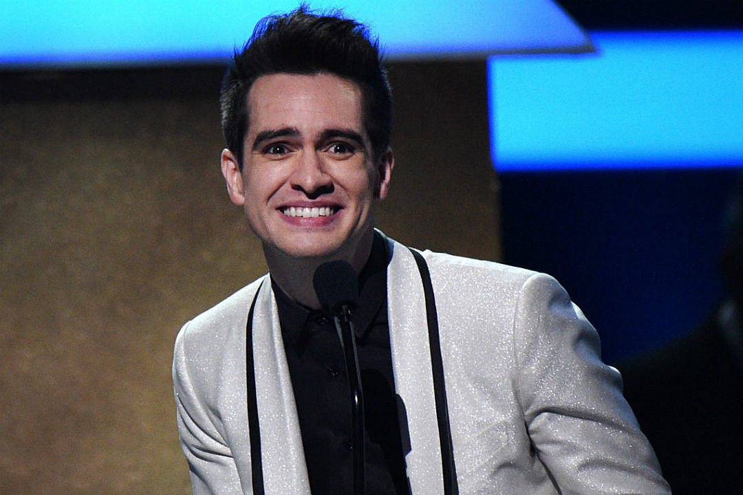 Brendon Urie Smiling 2015