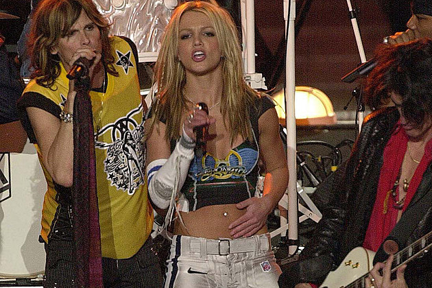 Super Bowl X Britney