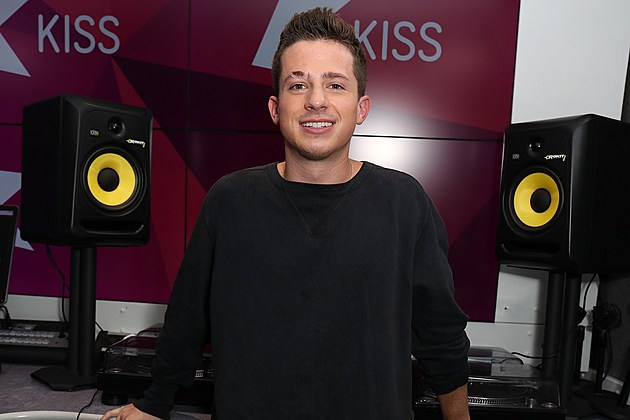 Charlie Puth Visits KISS FM UK