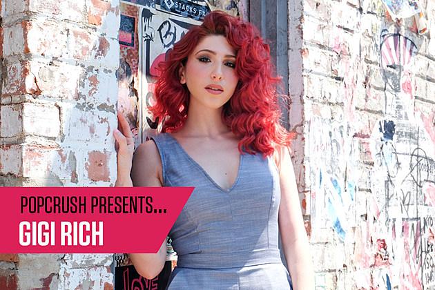 Gigi Rich PopCrush Presents