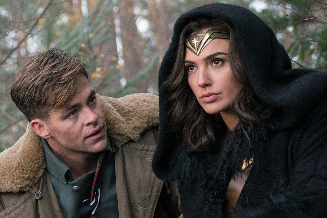 'Wonder Woman 2 ' Plot Details: Will '80s Timeline Bring Back Chris Pine?