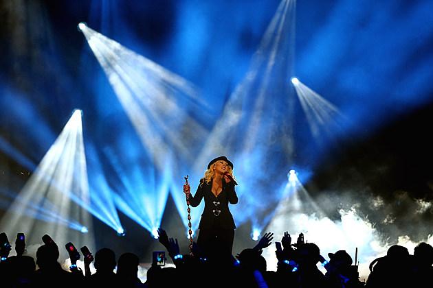 Christina Aguilera VMAs