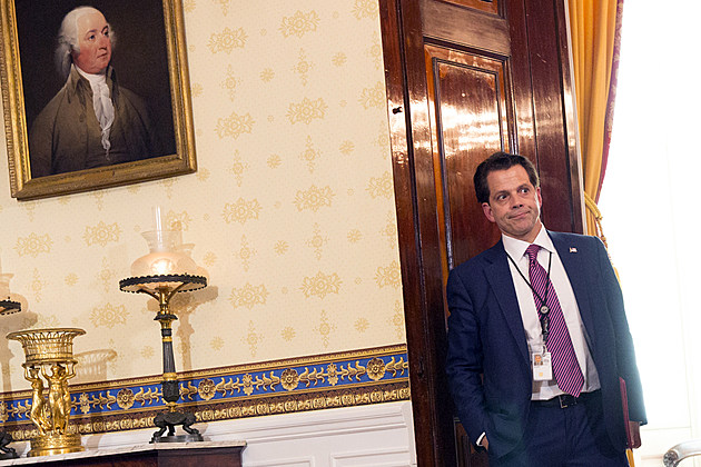 Anthony Scaramucci 50 least powerful people