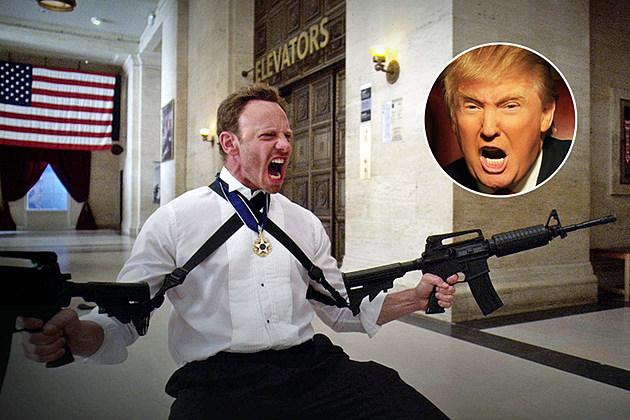 Donald Trump Sharknado 3