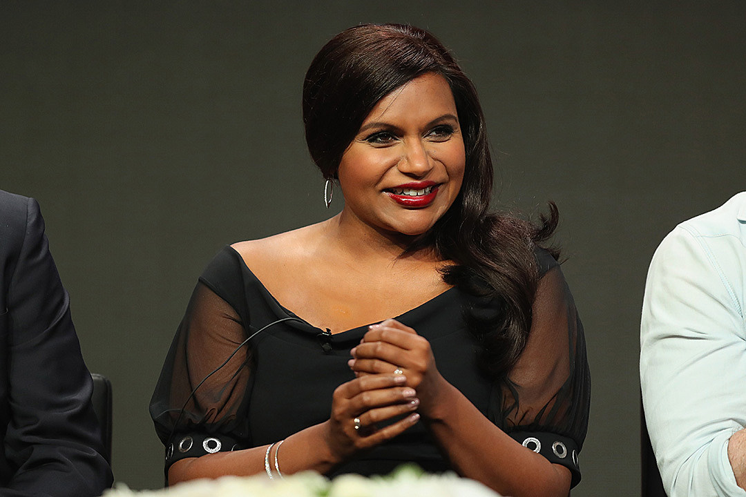 Mindy Kaling at Summer TCA