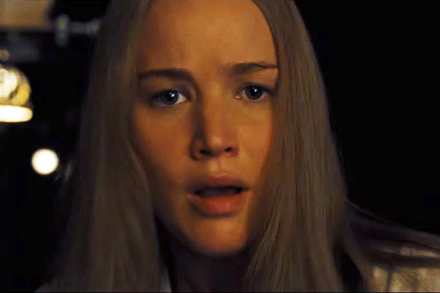 Jennifer Lawrence mother trailer