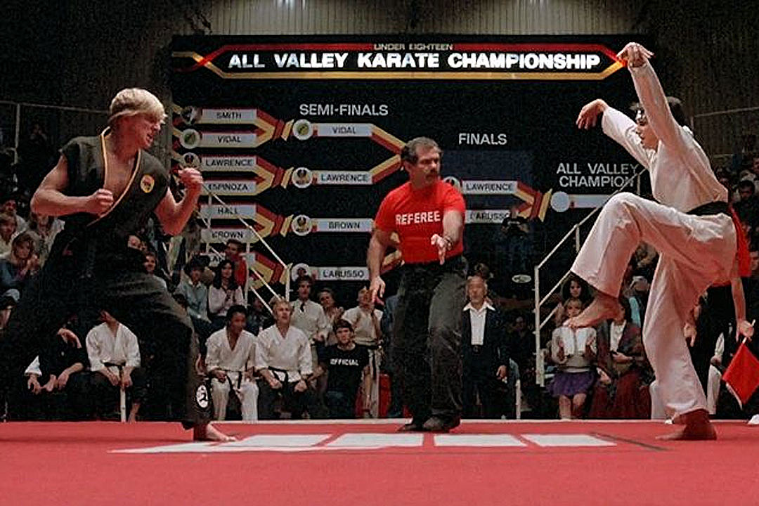 Wax on! YouTube orders 'The Karate Kid' TV series