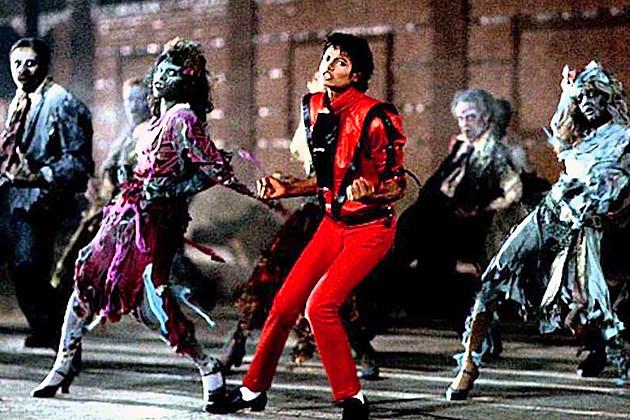 Michael Jackson Thriller 3D
