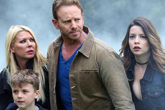 Sharknado 5 family