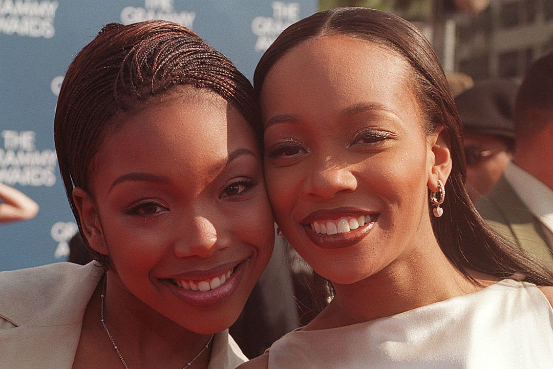 Brandy Monica Feuding Again Whitney Houston