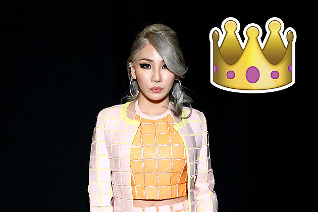 CL Queen of Social Media 2017