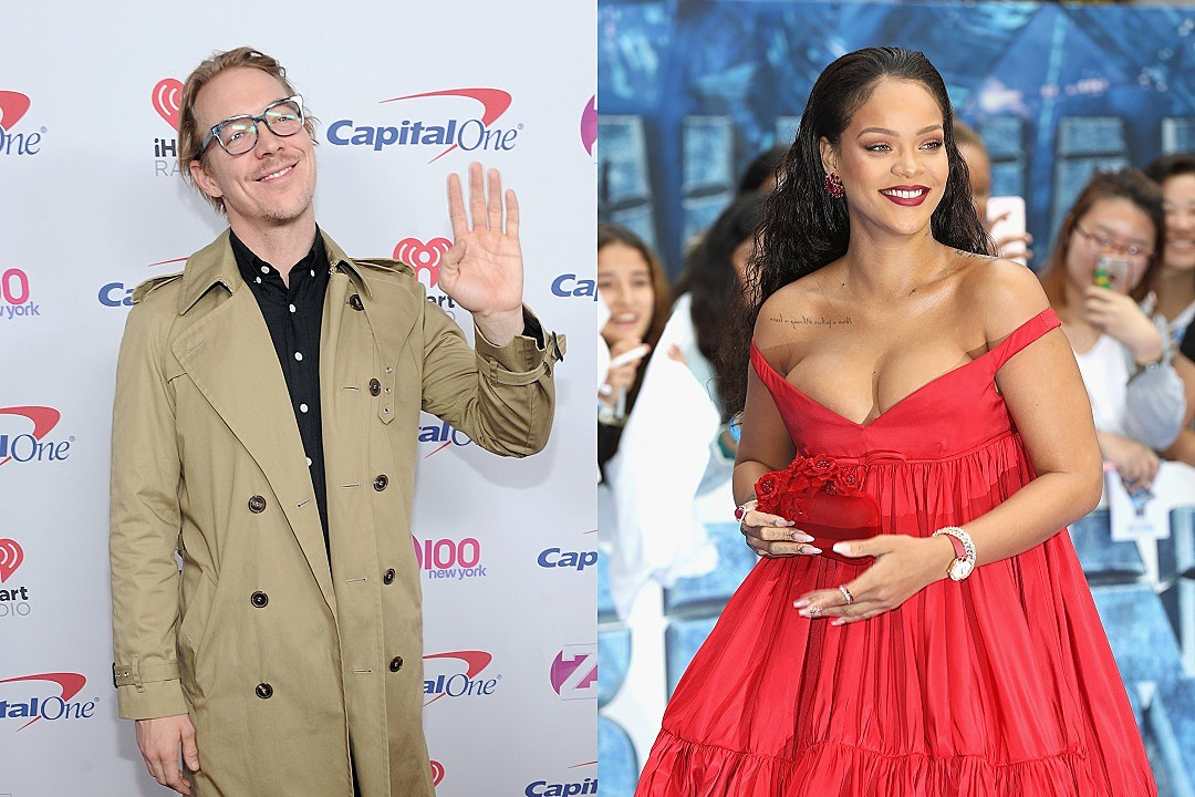 Rihanna Is The Queen Of The Low-Key Drag, Just Ask Diplo