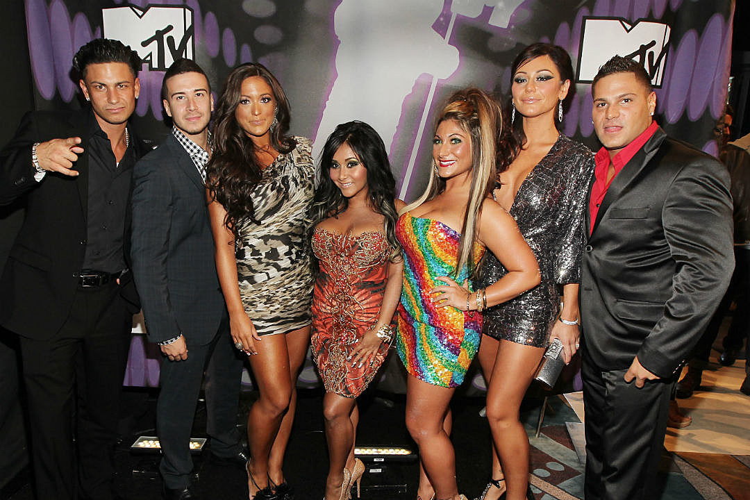 Jersey Shore Cast Reuniting