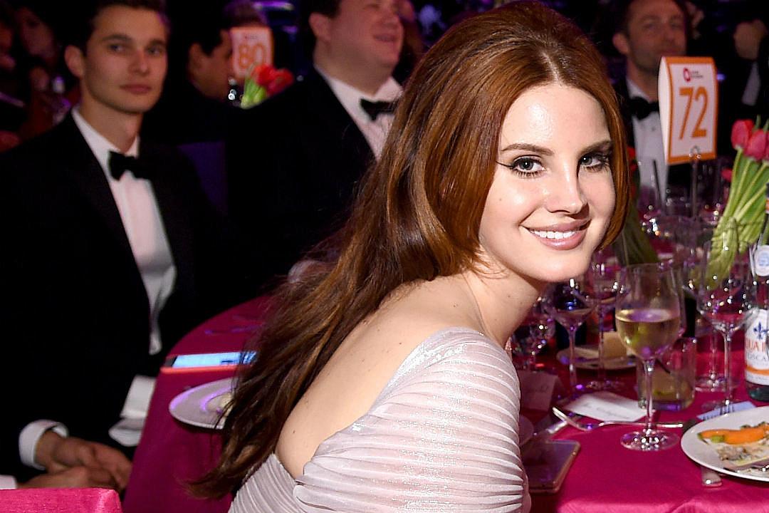 Lana Del Rey Lust for Life Debut