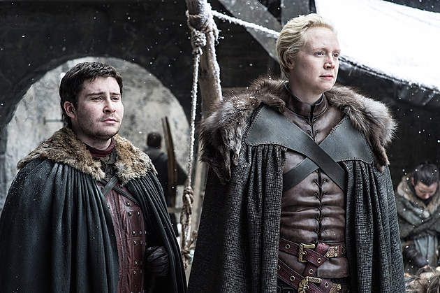 Podrick and Brienne Game of Thrones