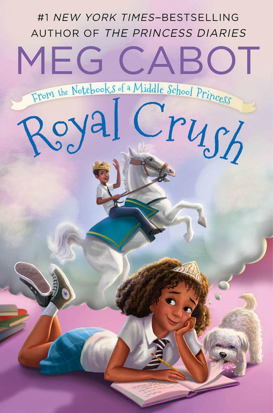 Royal Crush Meg Cabot Interview