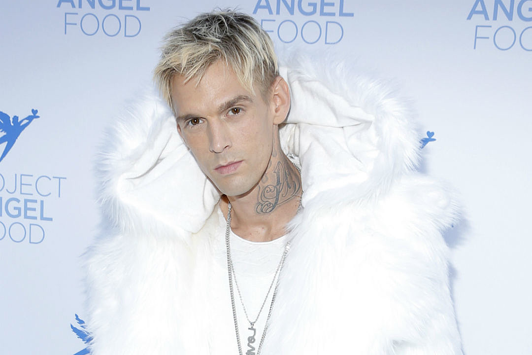 Aaron Carter Car Accident