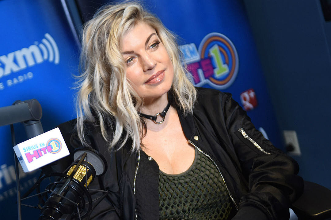 Fergie Says New Album Makes Her 'Tear Up,' Gets Deeply Personal