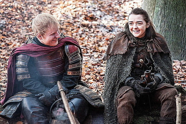 Ed Sheeran died on Game of Thrones