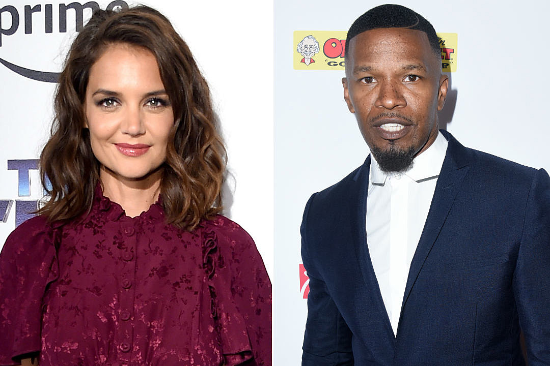 Katie Holmes and Jamie Foxx Hold Hands | Was Their Relationship a Secret?