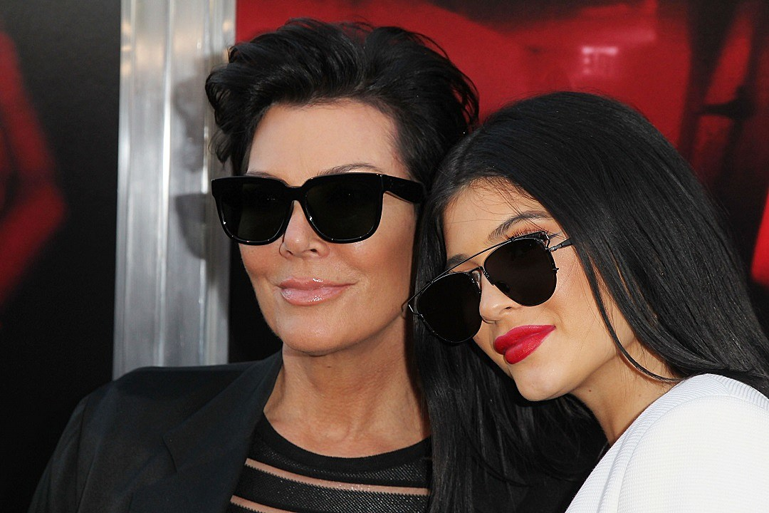 Kris Jenner Speaks Out on Kylie Baby Rumors