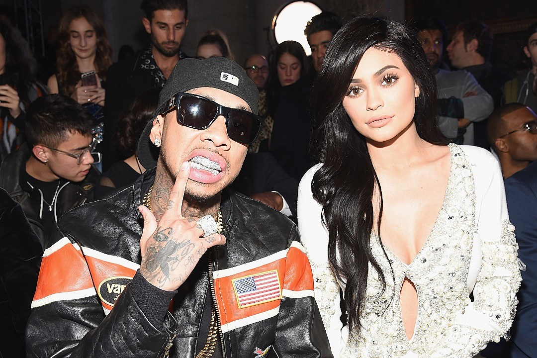 Is Tyga Kylie Jenner's Baby Daddy? Suspicious Snapchat Screenshot Circulates