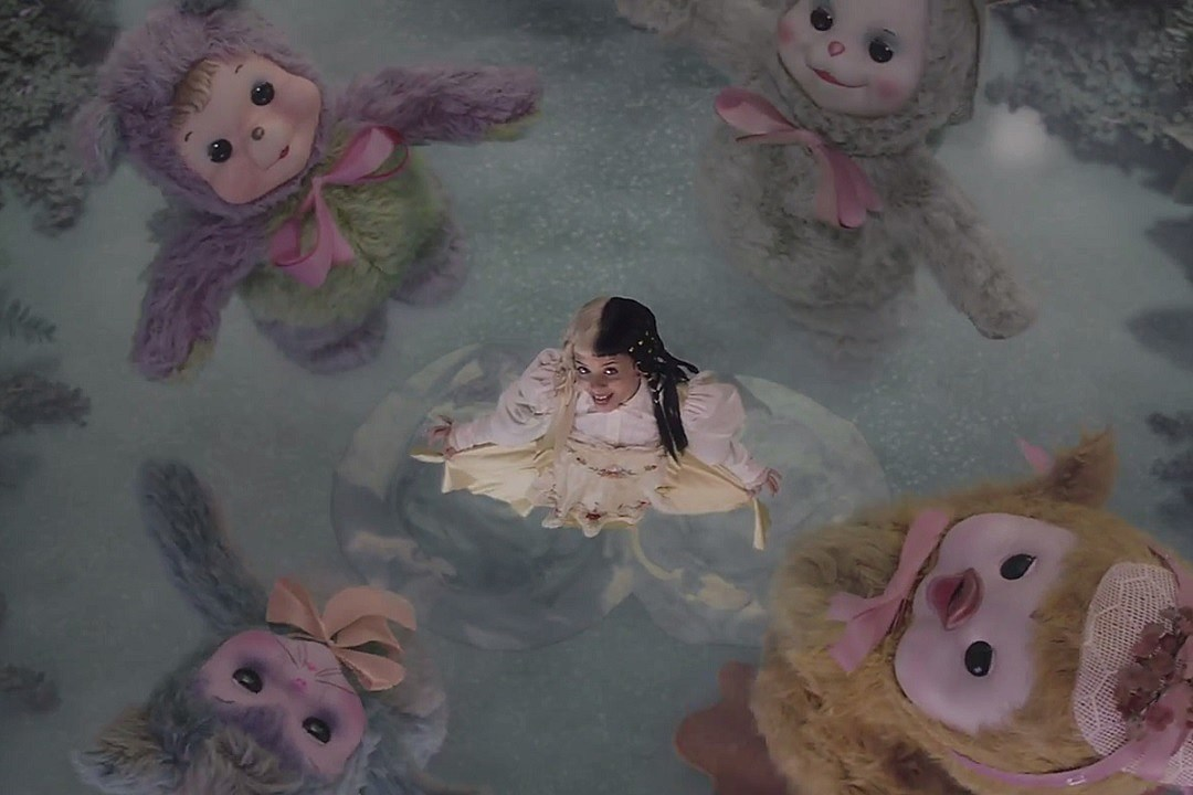Melanie Martinez's 'Mad Hatter' Video Is Creepily Cute: Watch