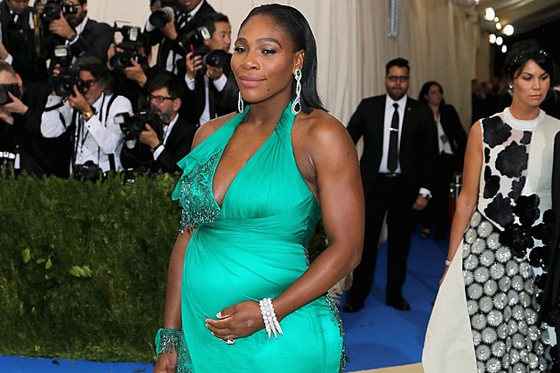 Serena Williams Baby Girl
