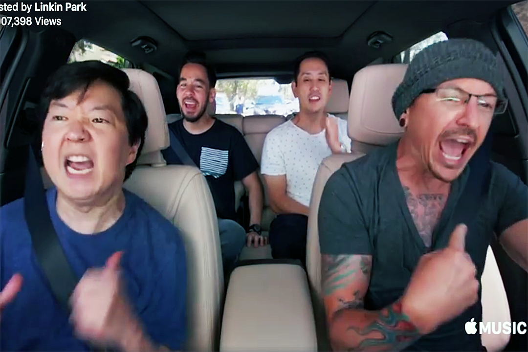 Linkin Park do Carpool Karaoke