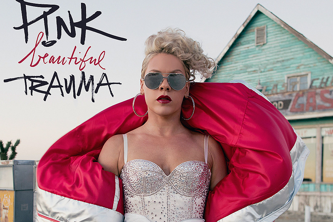 Pink Beautiful Trauma cover