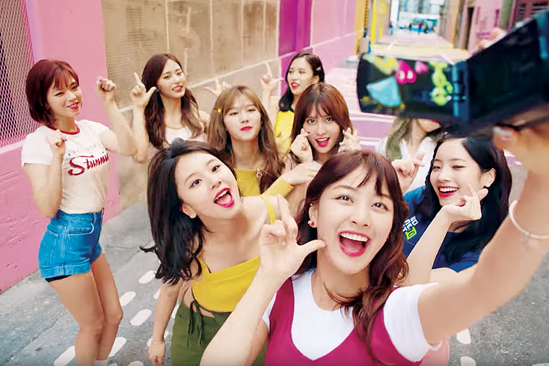 Photo Credit: TWICE, JYP Entertainment/YouTube