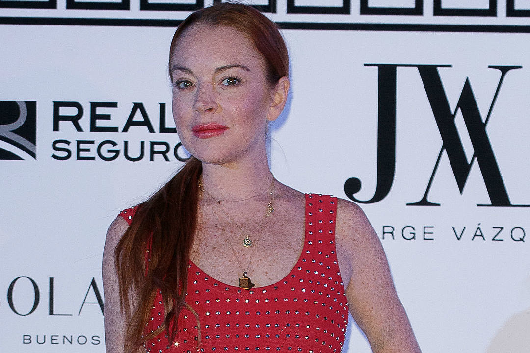 Lindsay Lohan Harvey Weinstein Defense