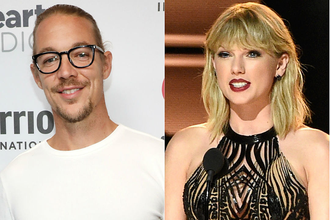 Diplo Taylor Swift Call Out