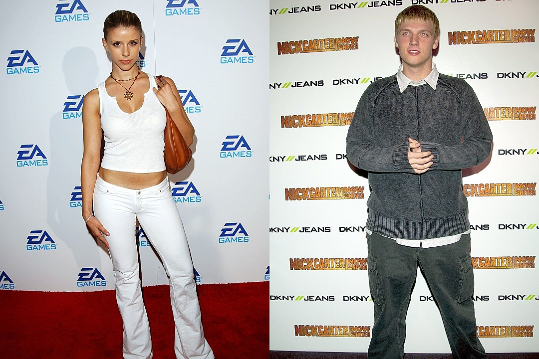 Backstreet Boys Star Nick Carter Accused of Raping Dream's Melissa Schuman