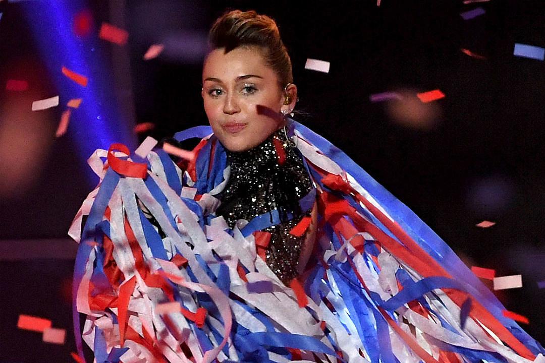 Miley Cyrus Gun Comments