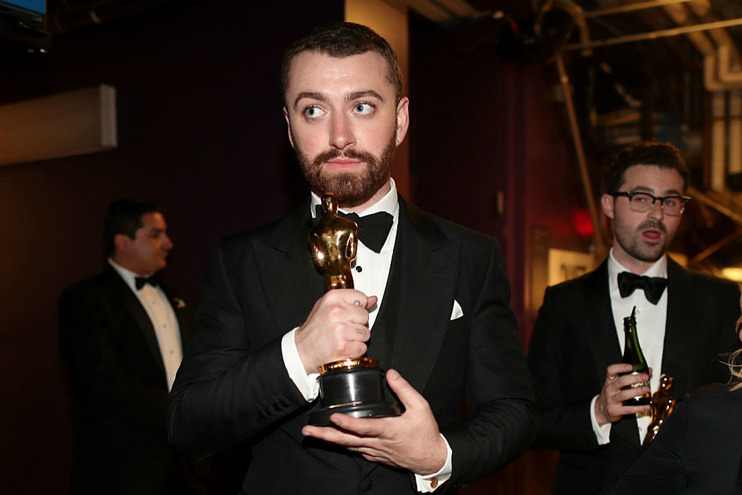 Sam Smith BUngled Oscars Speech
