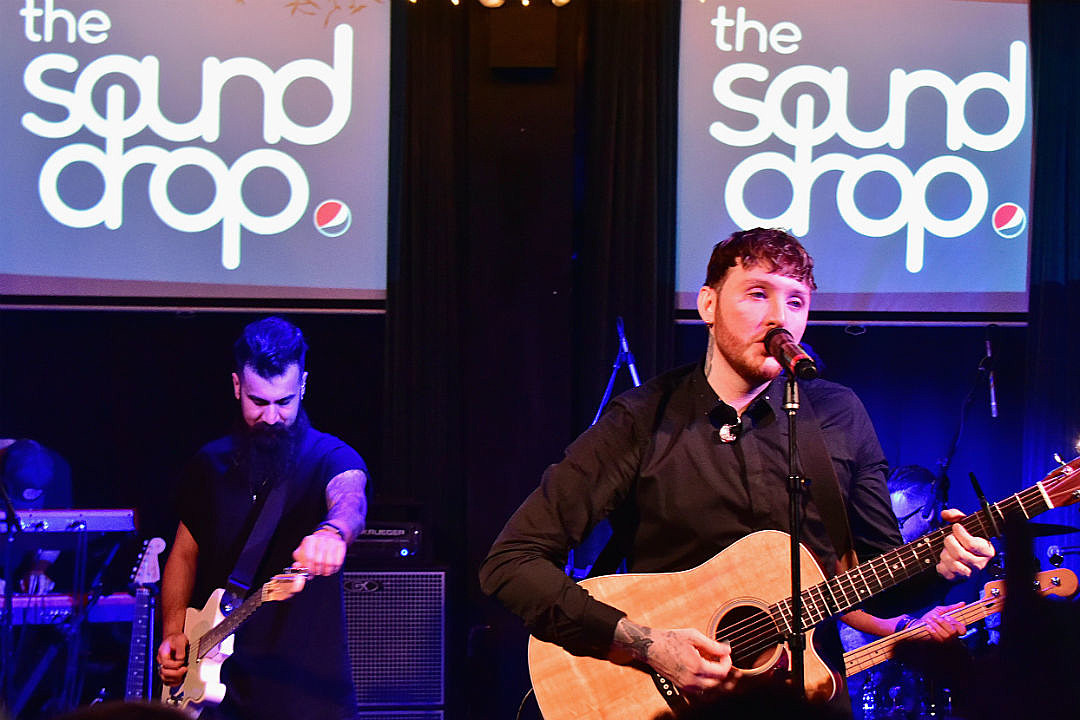 James Arthur on 'Say You Won't Let Go' Success, Holidays + Going 'Naked' (INTERVIEW)
