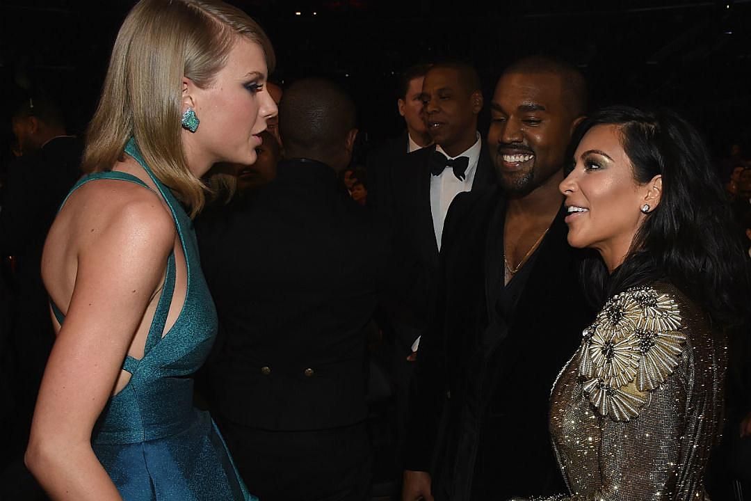 Kim Kardashian Taylor Swift Feud Reignite