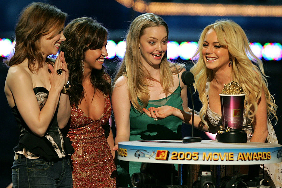 Lindsay Lohan Rachel McAdams Mean Girls Sequel