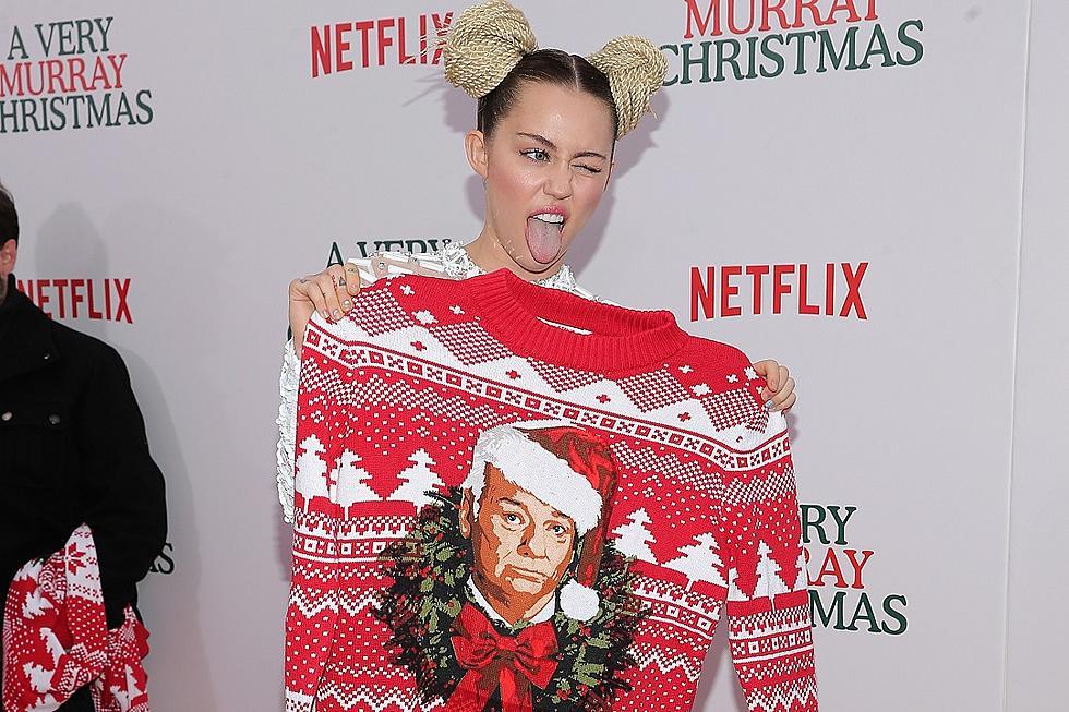 miley cyrus and family have a lit christmas dancing to nsync video - Miley Cyrus Christmas