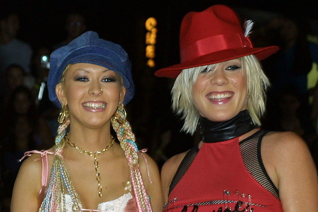 Pink Christina Aguilera Duet