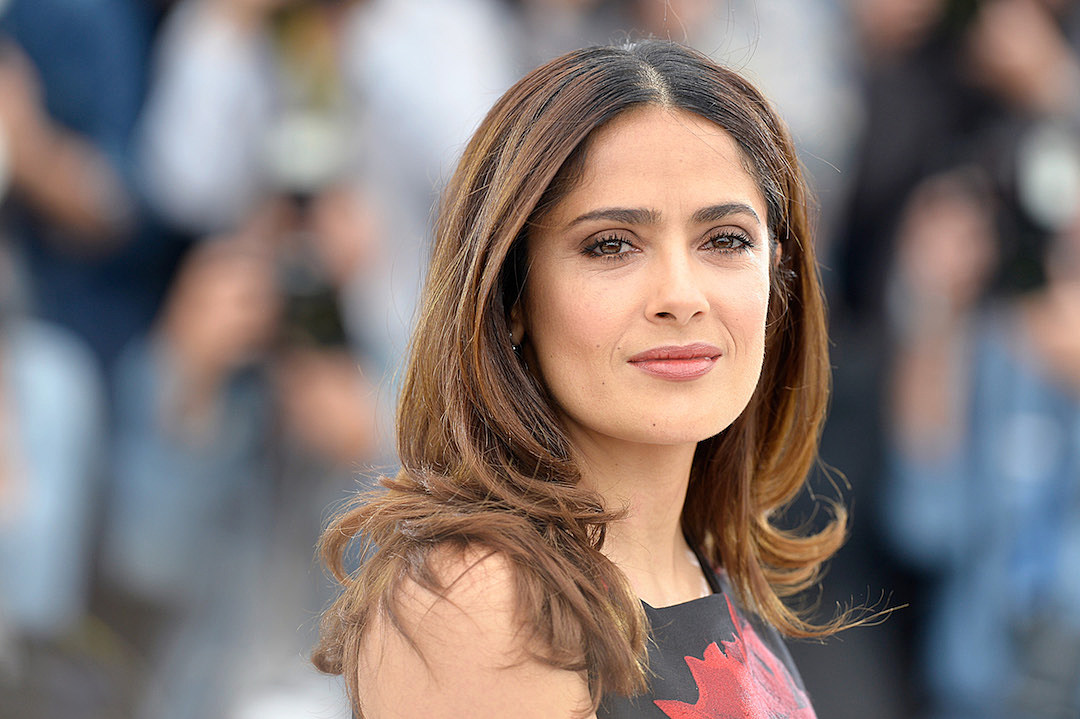 Selma Hayek Opens Up About Harvey Weinstein Sexual Harassment and Death Threats