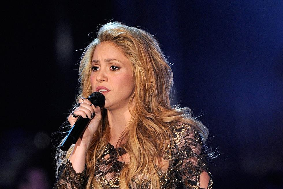 Shakira Forced To Postpone Tour Due To Damaged Vocal Chords